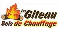 ETS Giteau Bois de chauffage Logo